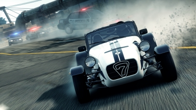 There's a great range of cars available, including the iconic Caterham Superlight R500