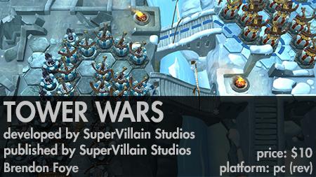 tower wars header