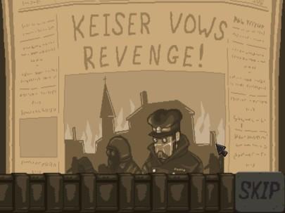 I'm pretty sure Kaiser is misspelt deliberately, like Keiser is the guy's name. I hope so, anyway...