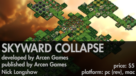skyward collapse