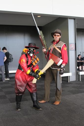 Pyro & Sniper