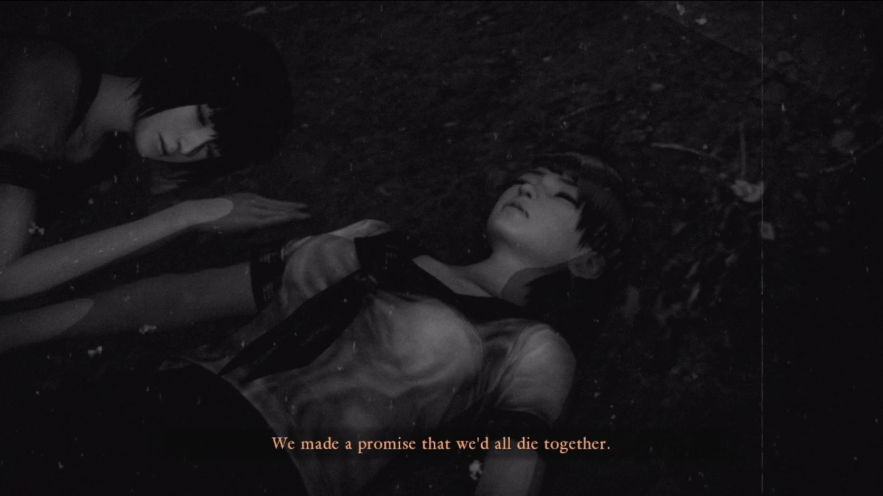 Project Zero/Fatal Frame: Maiden of Black Water – Select Start Media