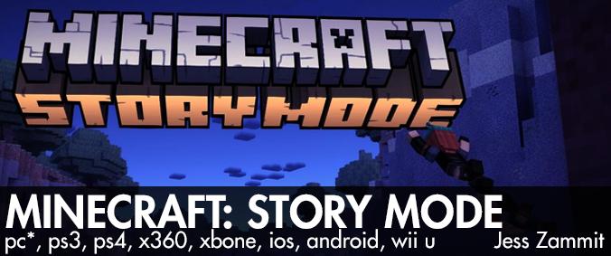 mc story mode