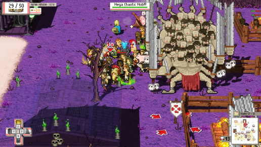 Okhlos - Screen 4